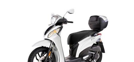 El público femenino ya tiene un scooter para ellas: el Kymco Miler 125