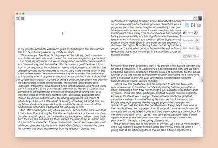 Ebook Reader Browser