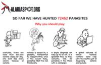 MalariaSpot, puzzles de un minuto para combatir la malaria