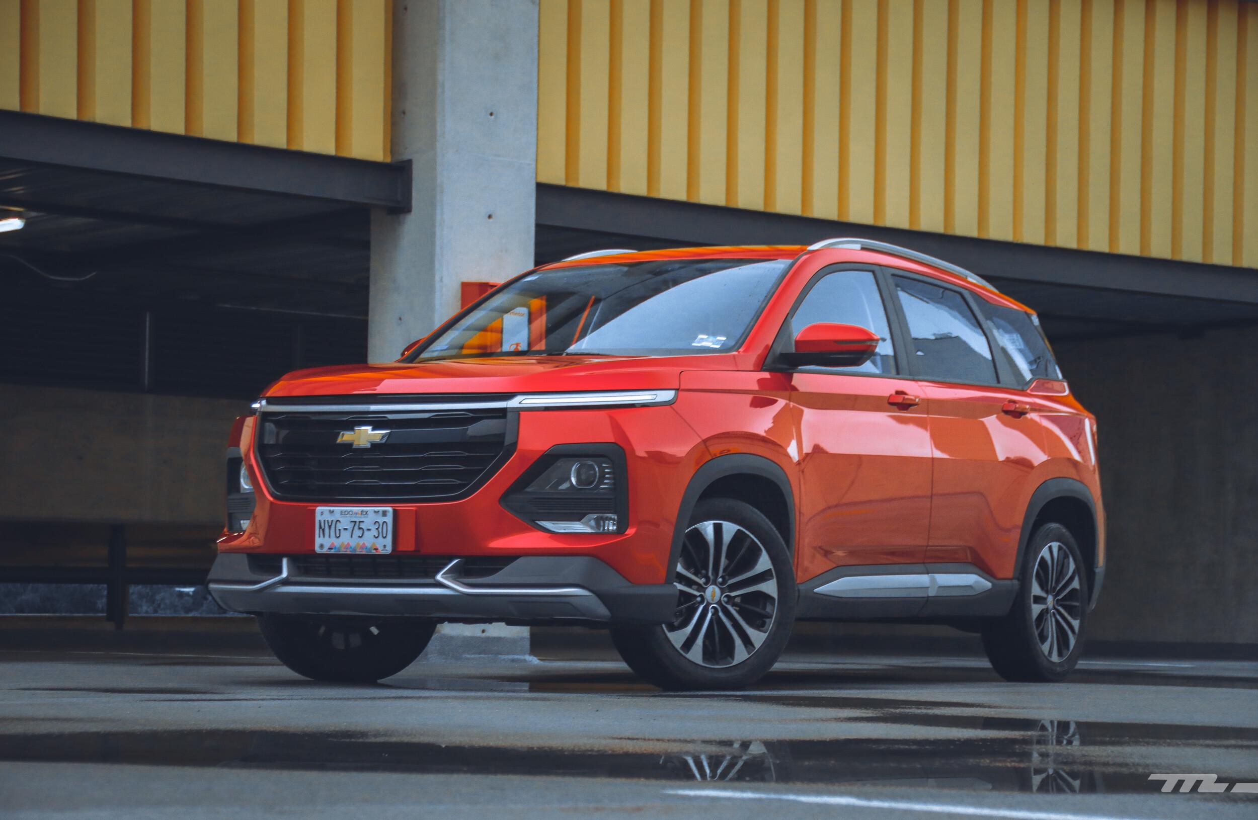 Foto de Chevrolet Captiva 2022 (24/54)