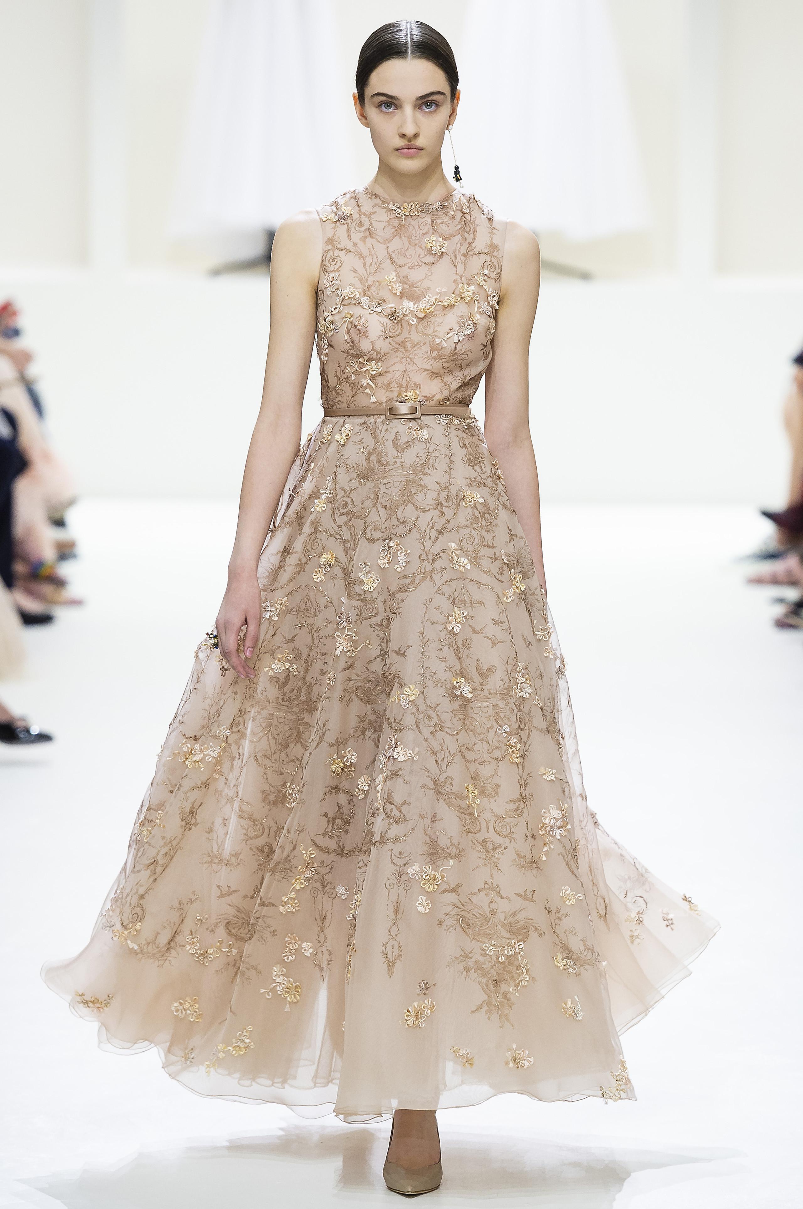 Foto de Dior desfile de Alta Costura 2018/2019 (65/78)
