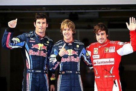 Tercera pole position de la temporada para Sebastian Vettel