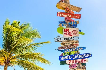 Los destinos más populares para viajar solo este 2017