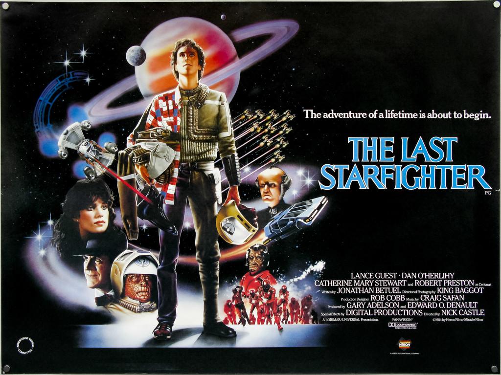 The Last Starfighter 1984 2