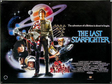 The Last Starfighter 1984 2