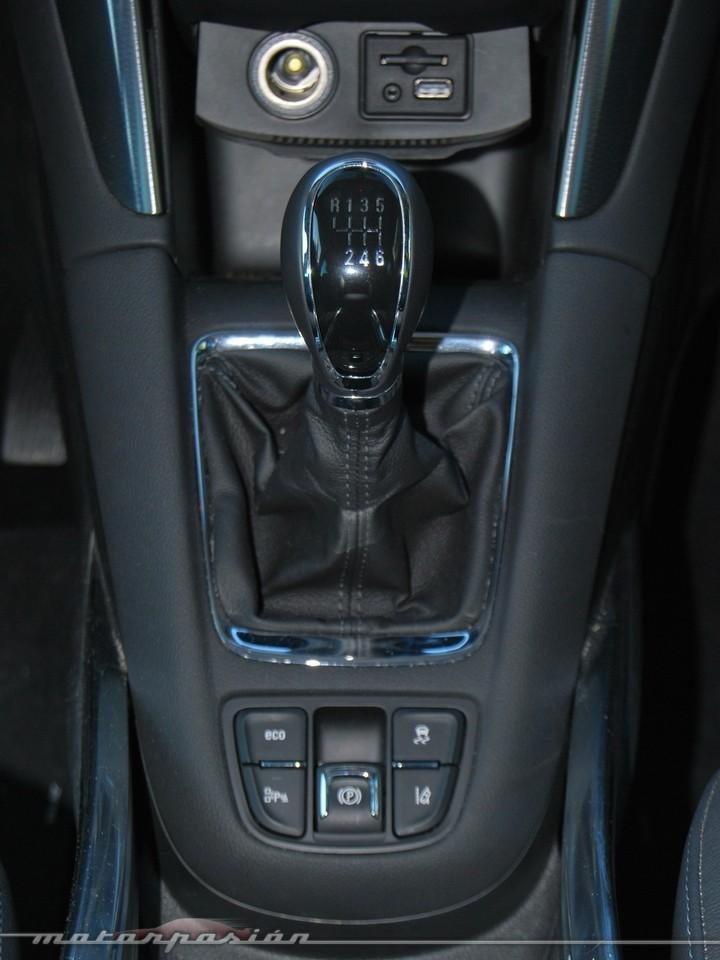 Opel Zafira Tourer (prueba)