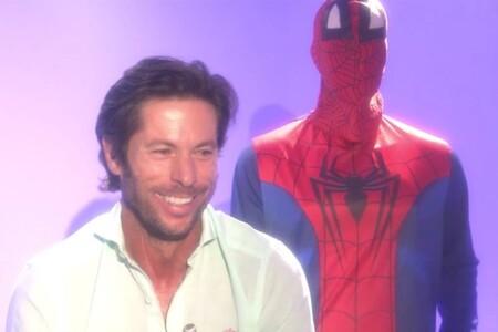 Canales Rivera Spiderman