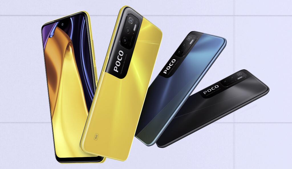 Xiaomi POCO M3 Pro 5G: pantalla de 90 Hz y lo último en conectividad por menos de 200 euros