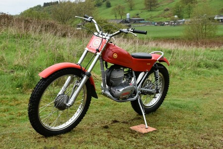 Montesa Cota 247 Classic Trials Bike Circa 1969