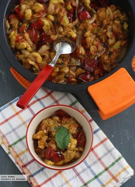 Receta de caponata leccese, la deliciosa variante del clásico plato siciliana