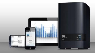 My Cloud EX2, el nuevo NAS para casa de Western Digital