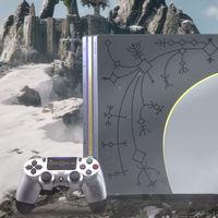 Sony acompañará el lanzamiento de God of War con esta flamante PS4 Pro de Edición Limitada