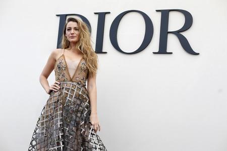 Todas las invitadas al desfile de Dior. Una primera fila capitaneada por Blake Lively, Chiara Ferragni y Olivia Palermo