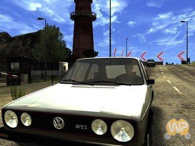 Volkswagen GTI Racer