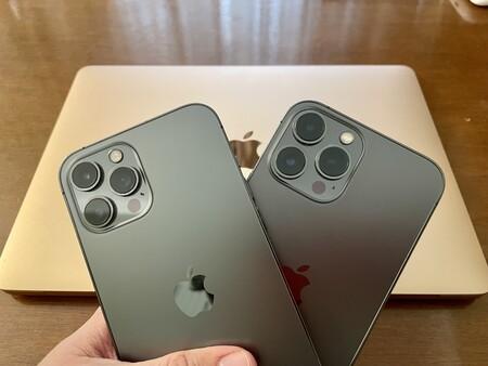 Una cámara y batería brutales con un pequeño coste: probamos el iPhone 13 Pro Max vs iPhone 12 Pro Max
