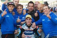 MotoGP Valencia 2013: Maverick Viñales se despide de Moto3 con el título bajo el brazo