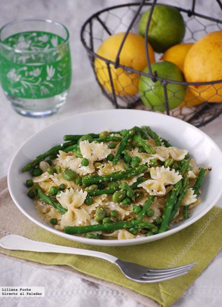 Tu dieta semanal con Vitónica (CLXXVII): con recetas saludables a base de pasta