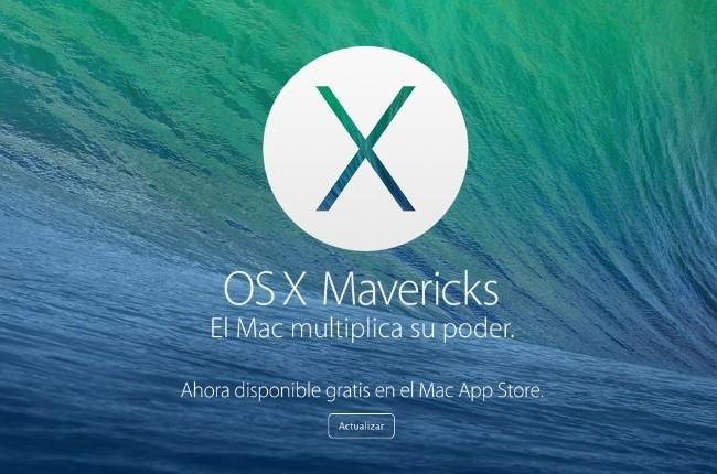 Ocho artículos para saberlo todo acerca del nuevo OS X Mavericks