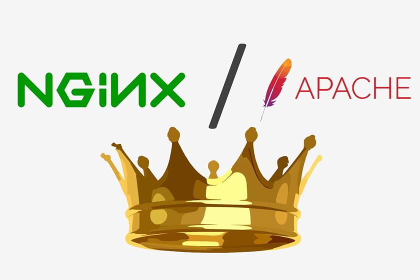 25 años después, Apache ha perdido la corona del servidor web más usado en Internet: larga vida al rey Nginx