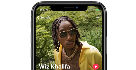 Apple Music lanzará una serie documental exclusiva de Wiz Khalifa