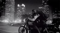 MotoGeo: un paseo por la noche de Los Ángeles