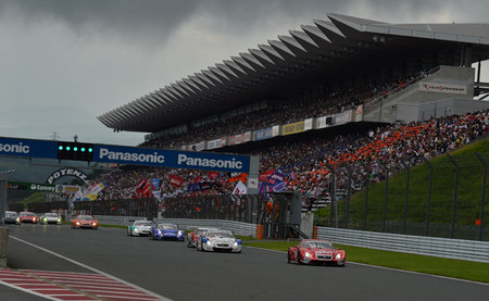 Lexus repite victoria en Fuji en GT500 y BMW gana por primera vez en GT300
