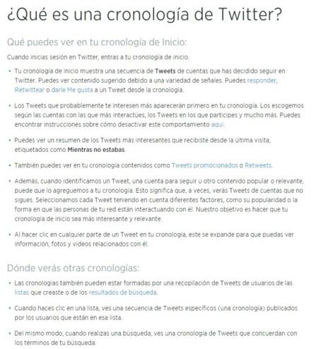 Que Es Una Cronologia De Twitter Centro De Ayuda De Twitter