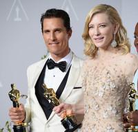 Chopard, el protagonista en la alfombra roja de los Oscar 2014