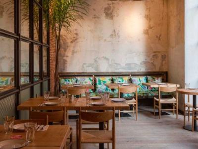 Torres y García, aires coloniales para este restaurante sevillano