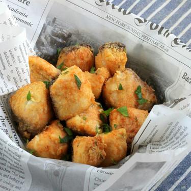 Cómo mejorar tus frituras de pescado