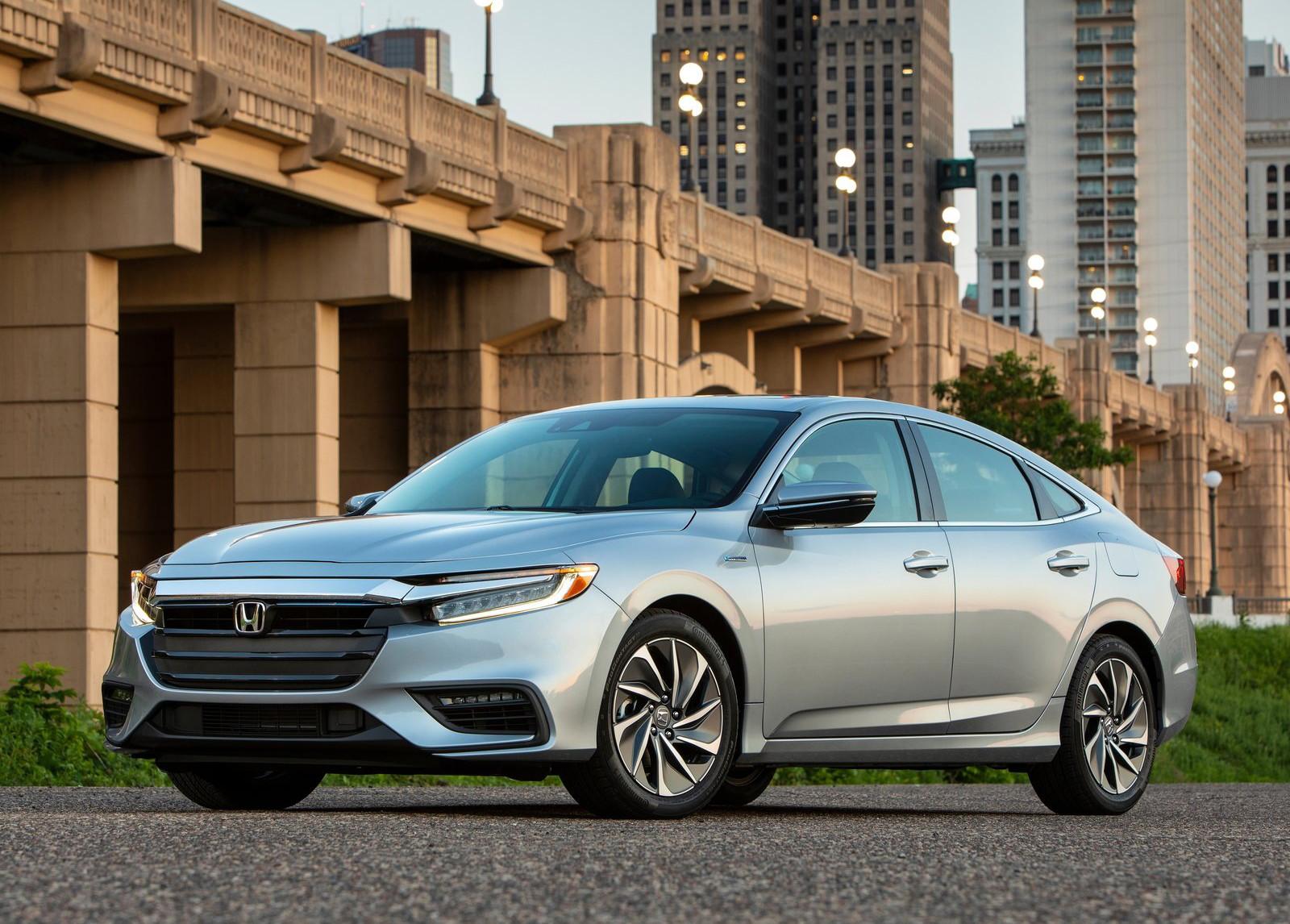 Foto de Honda Insight (12/29)