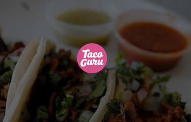 Taco Guru, una plataforma diseñada para los amantes de los tacos