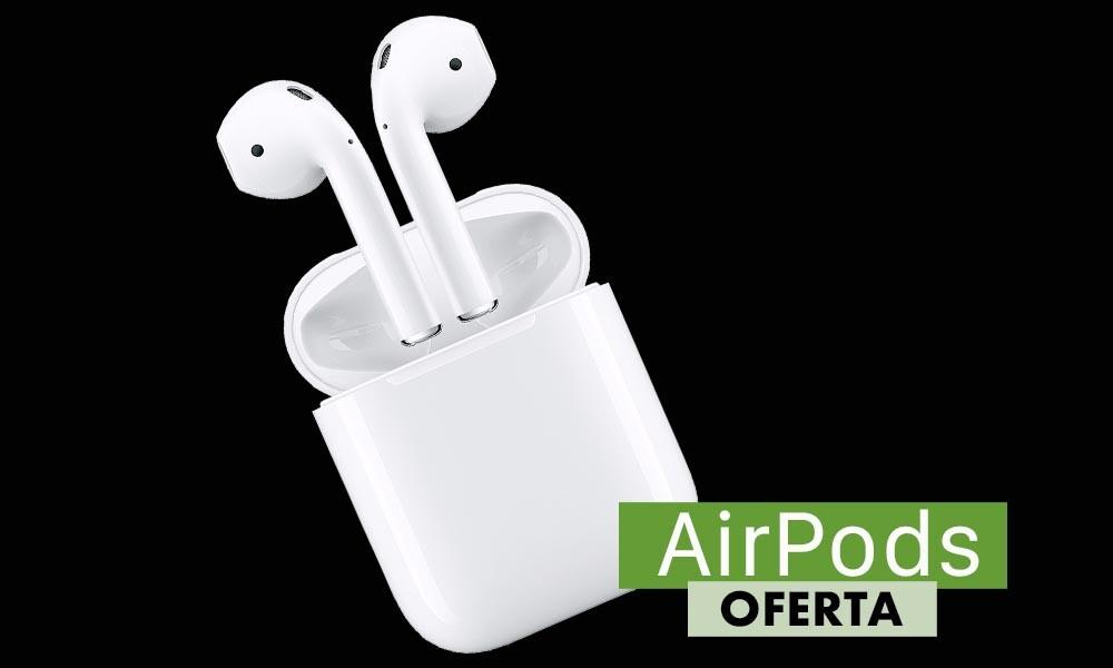 Estrenar AirPods sale más barato en Black Friday: en eBay los tienes por sólo 109,99 euros