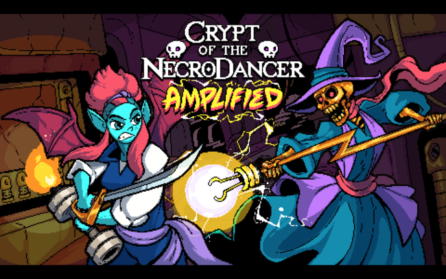 Crypt Of The Necrodancer Amplified Dlc