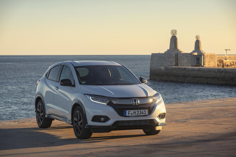 Foto de Honda HR-V Sport 2019, toma de contacto (38/72)