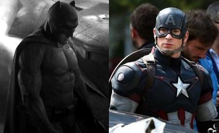 Batman y el Capitán América