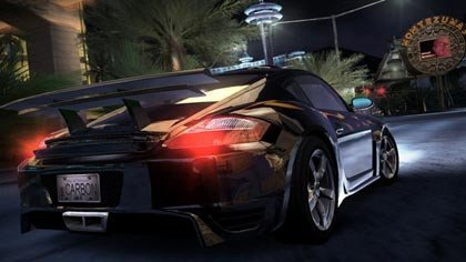 Demo del Need for Speed Carbon