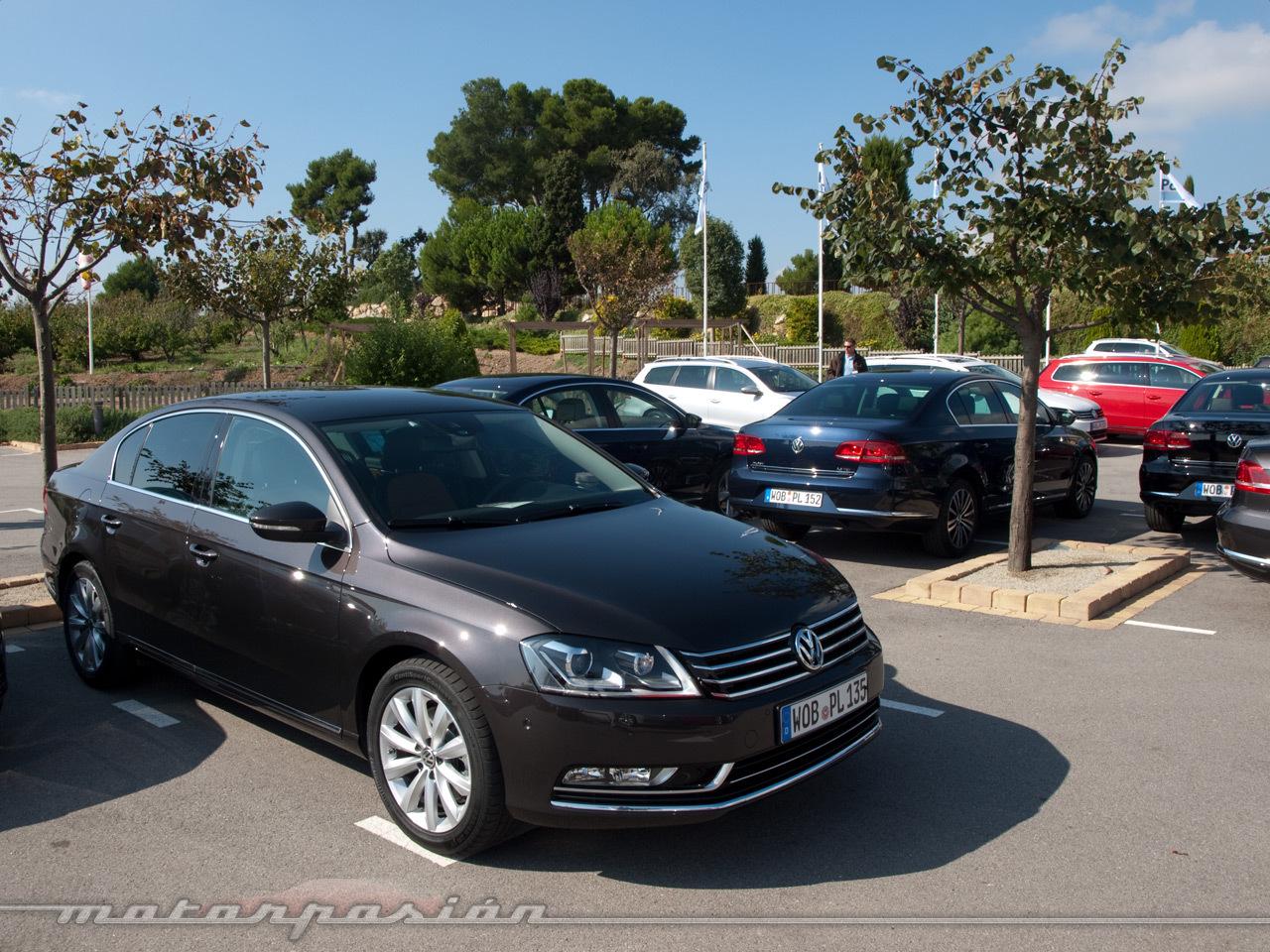 Foto de Volkswagen Passat 2011 (presentación) (1/42)