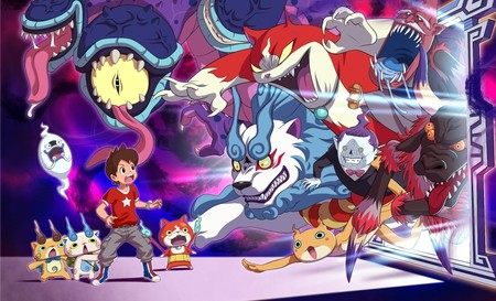 Así luce Yo-kai Watch 4, el debut de la saga de Level-5 en Nintendo Switch