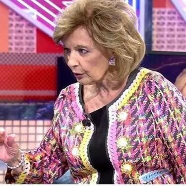 """María Teresa Campos estalla contra 'Sábado Deluxe' y saca las garras por Edmundo Arrocet: """"Jamás se ha aprovechado de mí"""""""