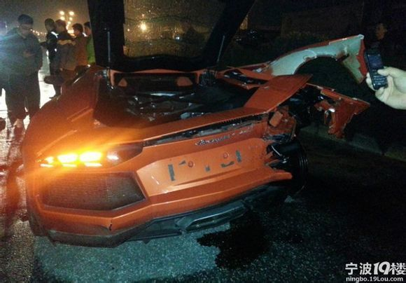 Lamborghini Aventador Dolorpasión