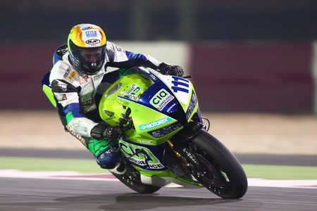 Kyle Smith Qatar Supersport 2016