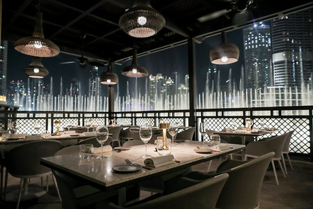 Restaurante The Atlantic Dubai 6