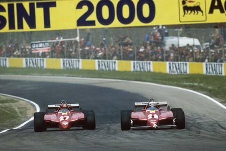 Pironi Formula 1 1982
