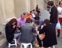 Los iPhone 6 llegan mañana: Ya empiezan a formarse colas en las Apple Store españolas