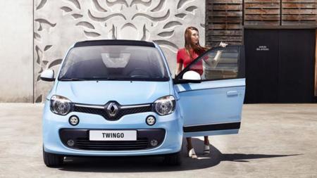 Renault Nouvelle Twingo B07 Gm 13