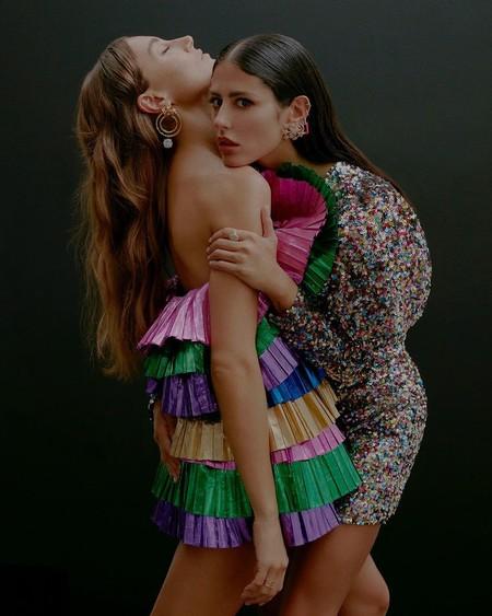Clonados y pillados: este es el vestido-fantasía de Attico que encontraremos en Stradivarius a precio low-cost