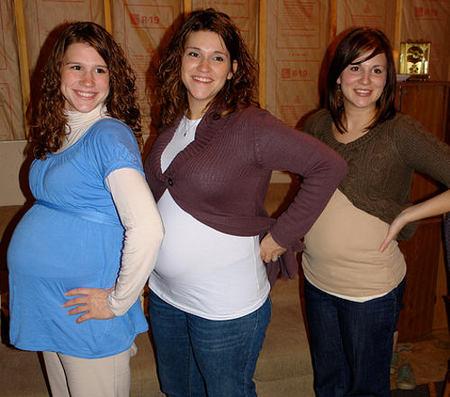 ¿Nos cuidamos menos en el segundo embarazo?