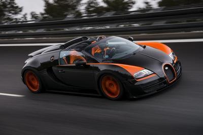"""Nuevo Bugatti """"Super Veyron"""" alcanzará los 450 km/h"""