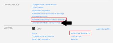 Netflix Acceso Cuenta Usuarios